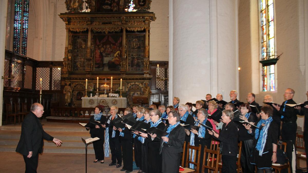 2014 Marien Kirche, Flensburg