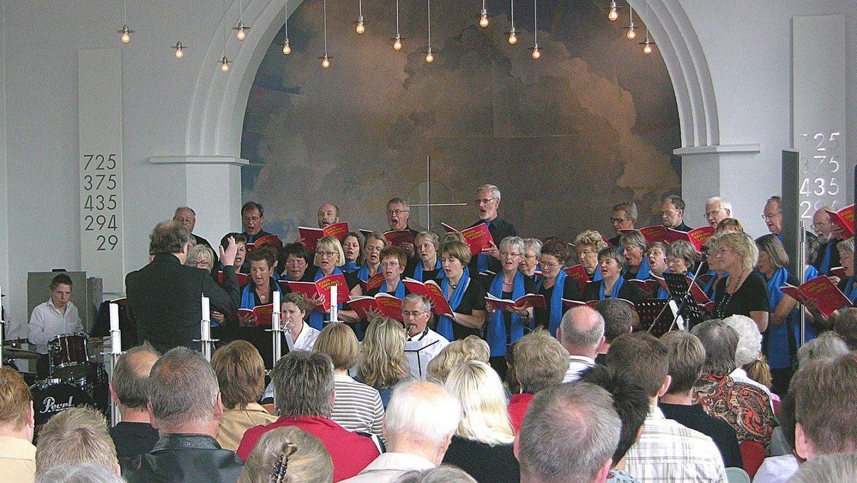 Forårskoncert, Ansgar Kirke
