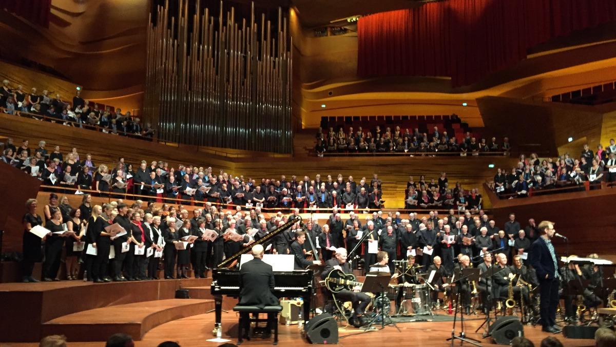 2015 Facett med til DR Julekoncert