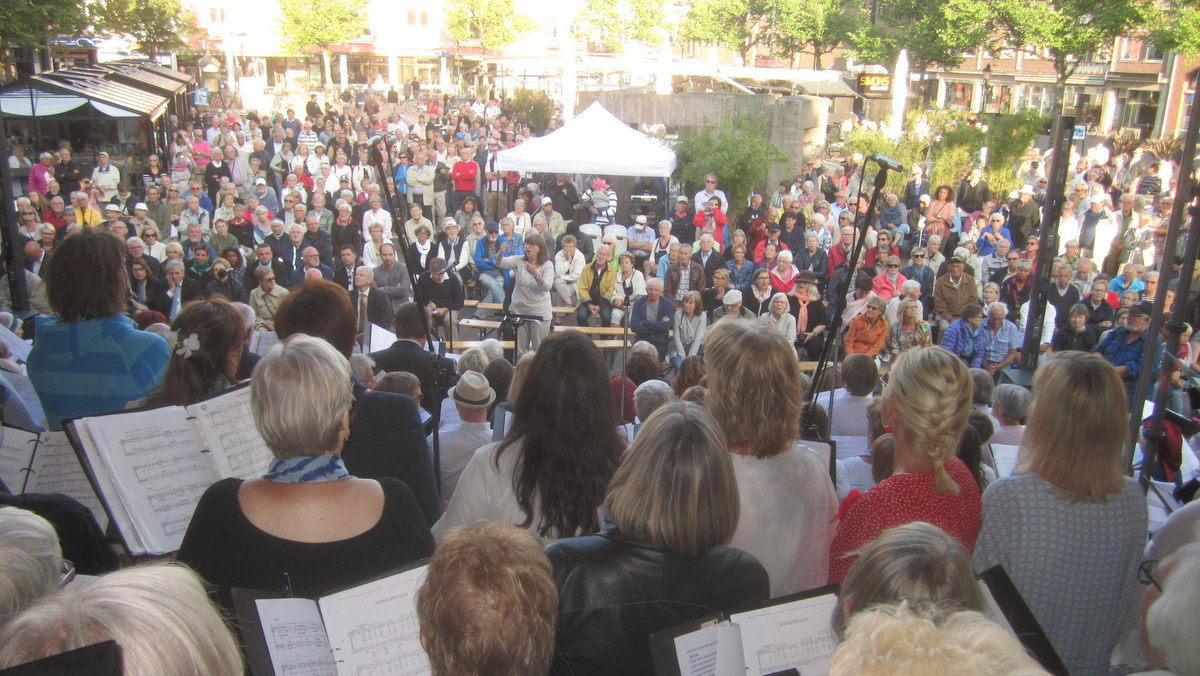 2016 Jubilæumskoncert i Ängelholm 2