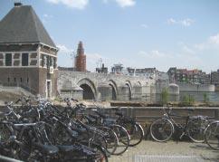 Maastricht kan helt sikkert konkurrere med København om titlen »cyklernes by«